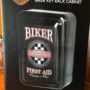 Biker Key Rack Cabinet