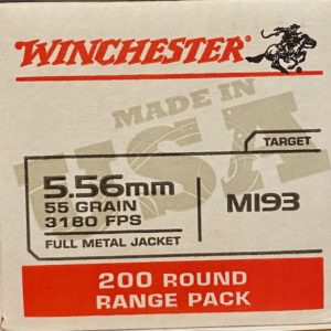 200 Rounds of .556 Ammo