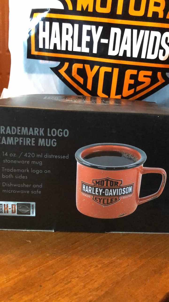 HD Camp Mug