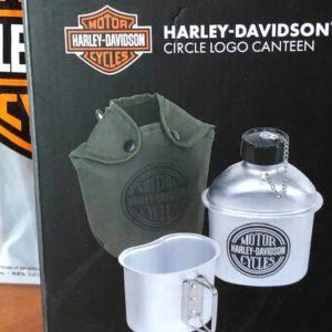 Harley Davidson Canteen