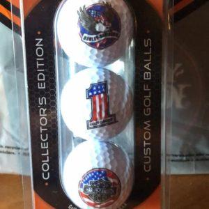 Harley Davidson Collector Edition Golf Balls