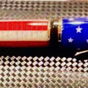 Handmade by US Army Combat Veteran Ink Pen