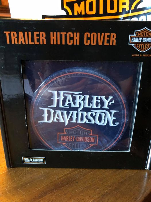 HD Trailer Hitch Cover
