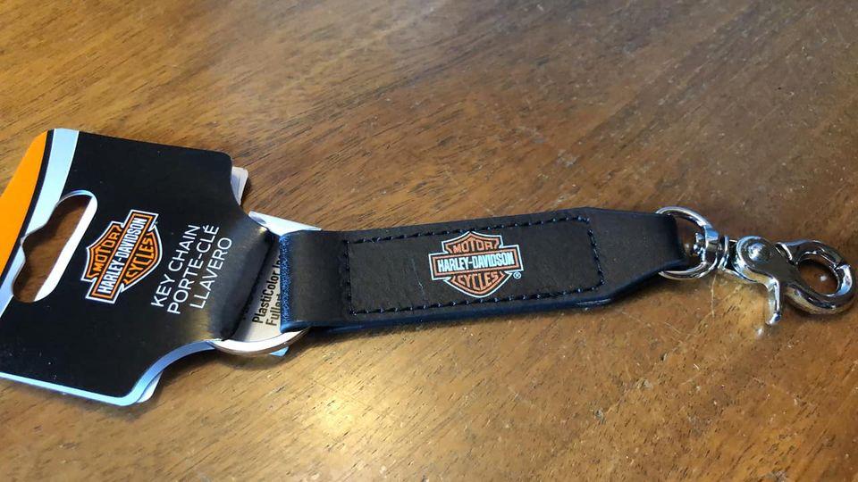 H-D Key chain strap