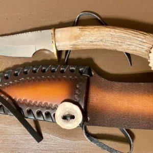 Custom Hand Made Hunting Knife