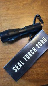 Seal Torch Light